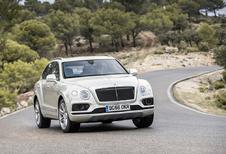 Bentley Bentayga Diesel : Nieuwe horizonten