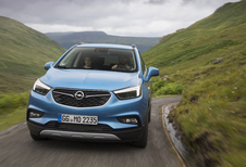 Opel Mokka X 1.4 Turbo 4X4 AT6 (2017)