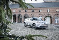Toyota C-HR Hybrid : De Prius in streetwear