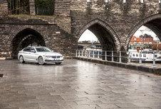 BMW 520d xDRIVE : Overgangsfiguur
