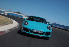 Porsche 911 Carrera GTS (2017)