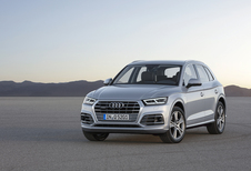 Audi Q5 2.0 TFSI : du souffle