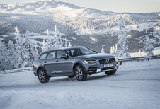 Volvo V90 Cross Country D5 (2017)