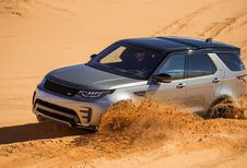 Land Rover Discovery: Rock Star & People Mover