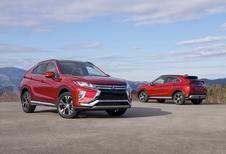 Mitsubishi Eclipse Cross : Nouveau départ