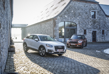 2 SUV Compacts : Tentative  de putsch !