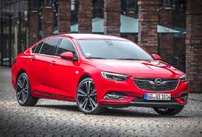 Quelle Opel Insignia Grand Sport choisir?  #1