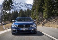 BMW M550i : M5-voorsmaakje