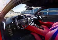 À bord de la nouvelle Honda NSX #1