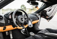 À bord de la nouvelle McLaren 570s