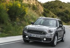 Mini Cooper S E Countryman ALL4 (2017)