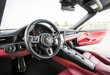 À bord de la nouvelle Porsche 911 Turbo S Cabrio #1