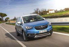 Opel Crossland X: Echte dubbelganger en valse broer