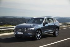 Volvo XC60 : grosse attente