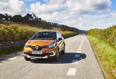 Renault Captur: Versterking