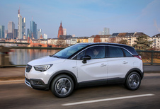 Opel Crossland X 1.2 Turbo 130 (2017)