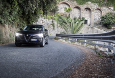 Alfa Romeo Stelvio Super 2.0 Turbo Q4 : Le modèle de la relance