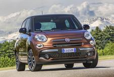 Fiat 500L : Opgefriste gezins-500