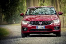 Fiat Tipo 1.6 MJET DCT : Betaalbaar alternatief