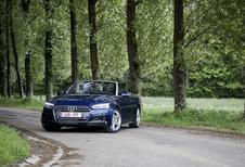 Audi A5 Cabriolet 2.0 TFSI : cabriolet toutes saisons
