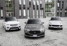 3 SUV Prestigieux : Que demander de plus?