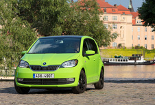 Skoda Citigo : Retouches de maquillage