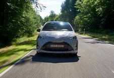 Toyota Yaris GRMN (2017) - prototypetest