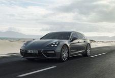 Porsche Panamera Sport Turismo: Never Say Never Again…