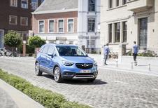 Opel Crossland X 1.2 T A : Prometteur