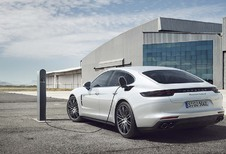 Porsche Panamera Turbo S E-hybrid: De gezins-918