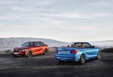 BMW SÉRIE 2 COUPÉ ET CABRIOLET : Comme ses grandes sœurs