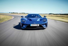 Ford GT: klaar voor Le Mans