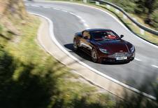 Aston Martin DB11 V8 (2017)
