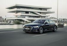 Audi A8 : forteresse de sport