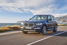 BMW X3 2018: Stevige upgrade