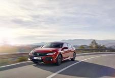 Honda Civic 1.0: Klein maar sterk hart