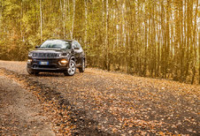 JEEP COMPASS 1.6 MULTIJET : Wereldreiziger