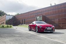 Lexus LC 500h : le supersport version hybride