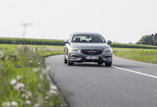 Opel Insignia Sports Tourer 1.5 Turbo : La grande découverte