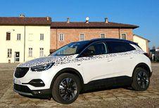 ESSAI EXCLUSIF – 177 ch pour l'Opel Grandland X