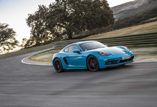 ESSAI VIDÉO – Porsche 718 GTS 2018 : Une histoire d'initiales #1