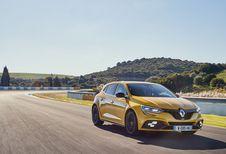 Renault Mégane R.S. EDC: speels achterwerk