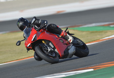 Ducati Panigale V4 (2018) - motortest #1