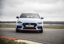 Hyundai i30 N Performance Pack : Introduction aux affaires sportives