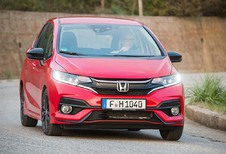 Honda Jazz 1.5 i-VTEC: Extra schwung