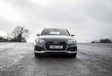 Audi RS 4 Avant : Break de course