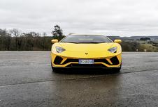 Lamborghini Aventador S : Spektakelmaker