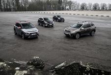 Dacia Duster contre 3 rivales