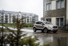 Ford EcoSport 1.0 EcoBoost 125 A : Welkome upgrade