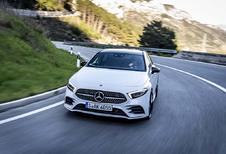 Mercedes Classe A 2018 :  La bonne « voix »